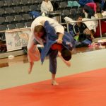 Danny Simmons - Australia - Judo Action Shot