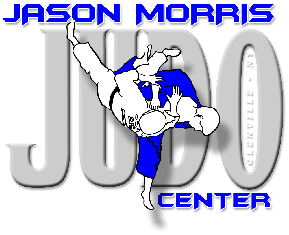 Jason Morris Judo Center Retina Logo