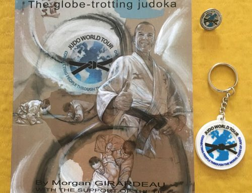 Jason Morris Judo Center featured in new book!