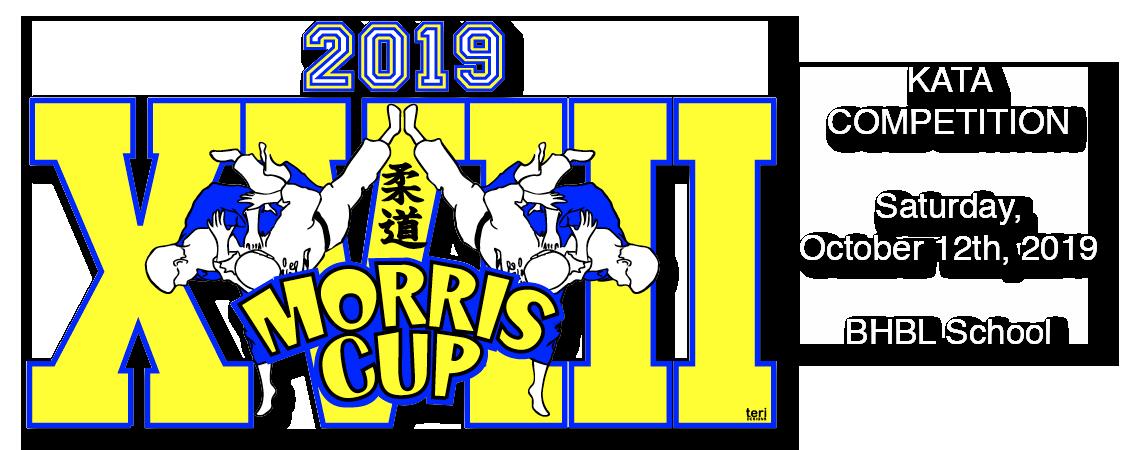 Morris Cup Kata Competition Registration - Jason Morris Judo